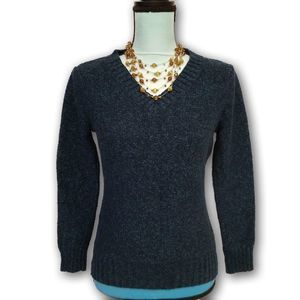 3/$10 St. John's Bay Marled Knitted Sweater Small